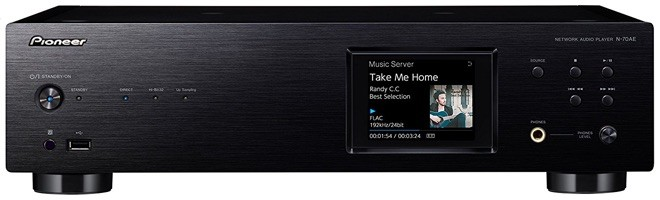 Alternative zum Marantz ND8006: Der Pioneer N-70AE