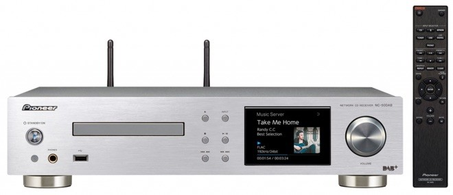 Pioneer NC-50DAB als Alternative