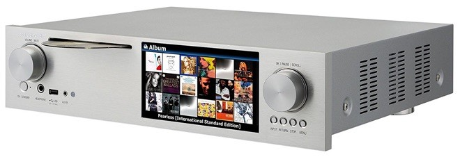 Cocktail Audio X35 mit CD-Brenner