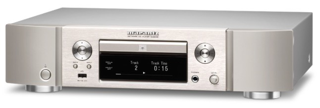 Marantz ND8006 in Silber