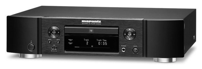 Test vom Marantz ND8006