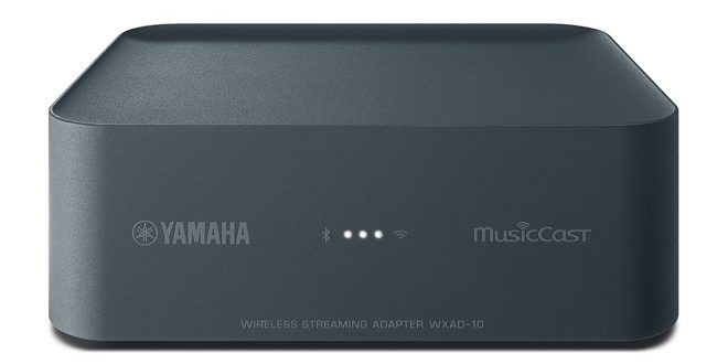 Yamaha WXAD-10 MusicCast – Streaming-Adapter mit WLAN, Bluetooth und AirPlay